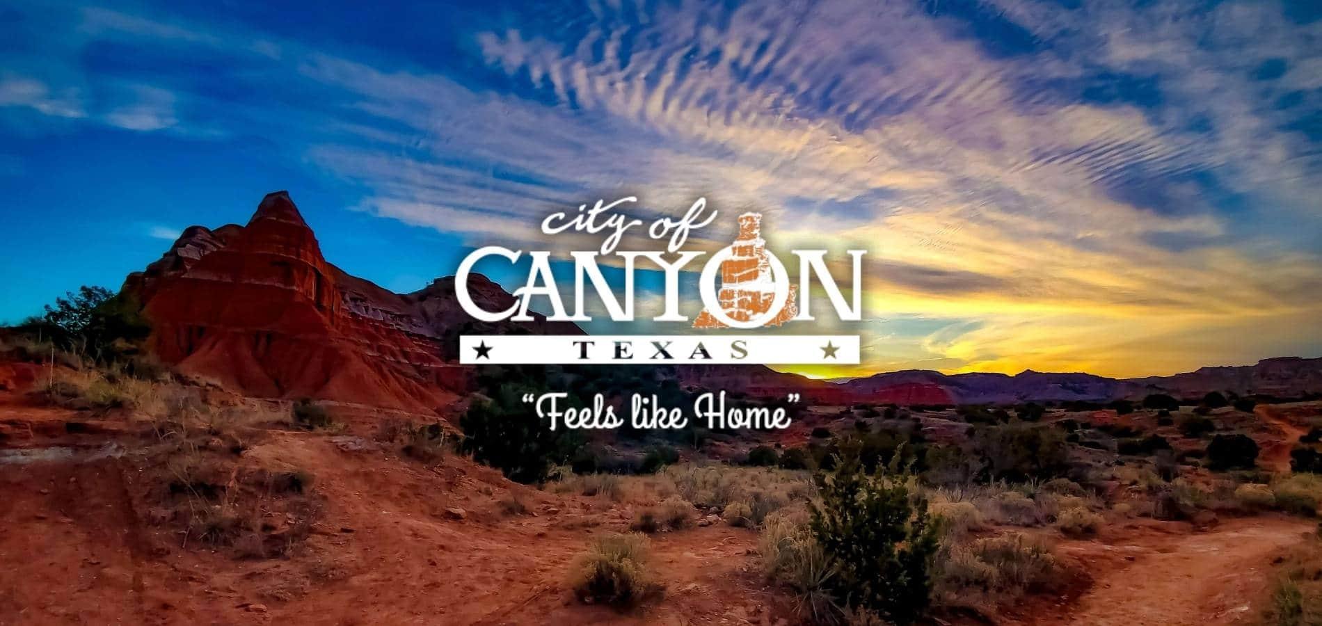 City of Canyon Texas