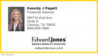 Edward Jones-Kassidy Pagett